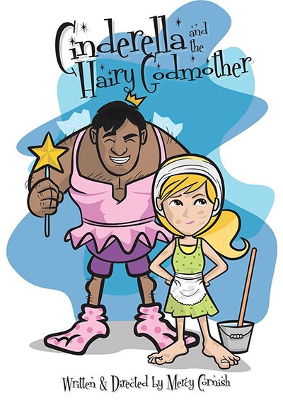 Cinderella & The Hairy Godmother